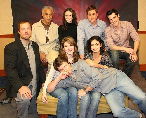 Together again in 2012 @ SDCC. I do miss this crew!