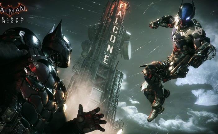 "Batman: Arkham Knight – ""Gotham is Mine"" Trailer"
