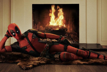 Ryan Reynolds in New Deadpool Photos