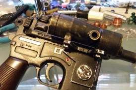 Con-Artists: Need a Sonic Screwdriver? Craftsman San Holo Shoots First at Wizard World Chicago