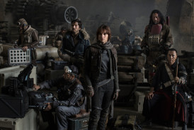 Rogue One: A Star Wars Story Gets Its First Trailer