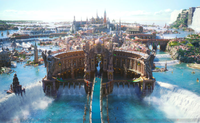 E3 2016: Final Fantasy XV – Official Trailer and Release Date