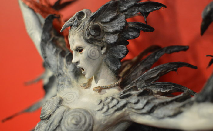 Maleficium Dark Art Exhibition – The Sixth Year of Awesome and Creepy Art